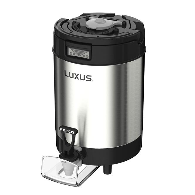 Fetco L4S-10 1 Gallon Luxus Thermal Coffee Dispenser