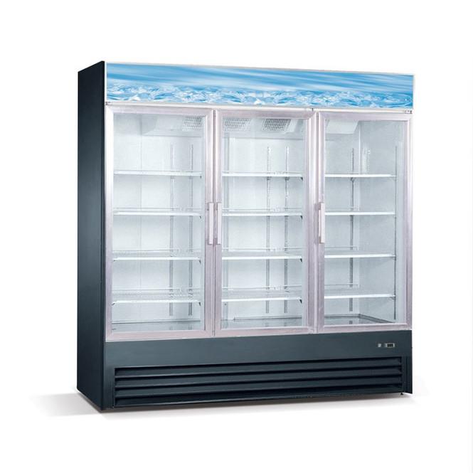 Westwind WGR72 69 Cu. Ft. Glass Door Merchandiser