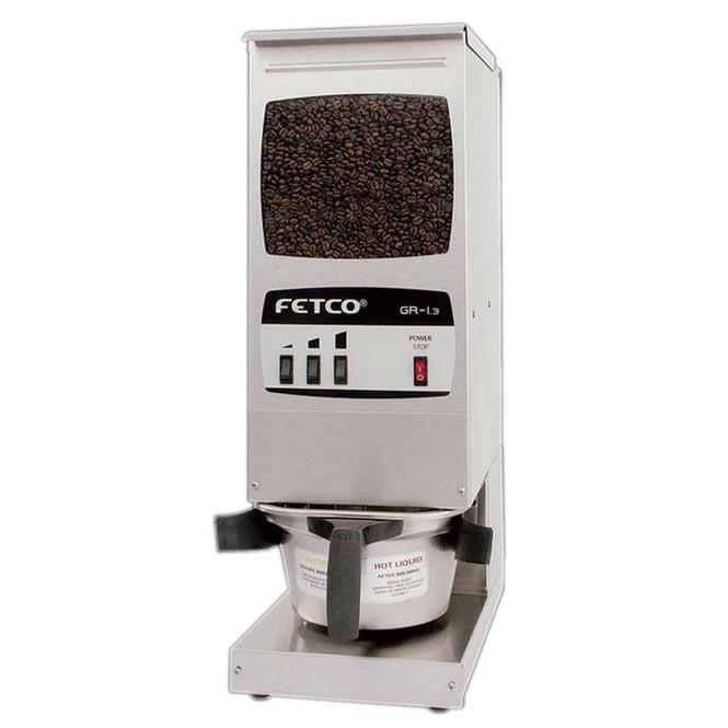 Fetco GR-1.3 - Portion Controlled Coffee Grinder - Single Hopper