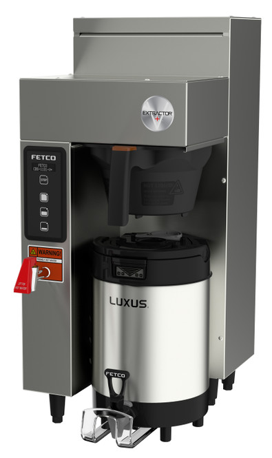 Fetco CBS-1131-V+ Single Station 1 Gallon Coffee Brewer