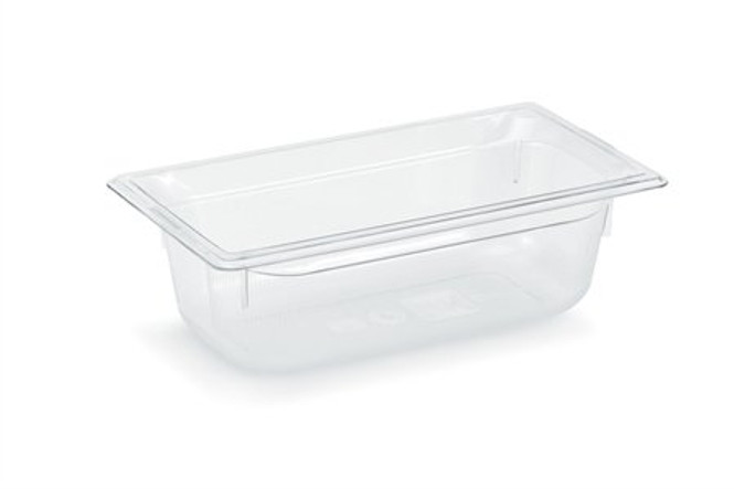 Vollrath Low Temp Clear Third Pan - 8034410 - Set of 6