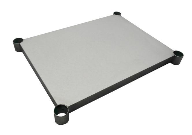 "Atlantic Metalworks STT-2430-US - 30"" x 24"" Stainless Steel Undershelf Add-On"