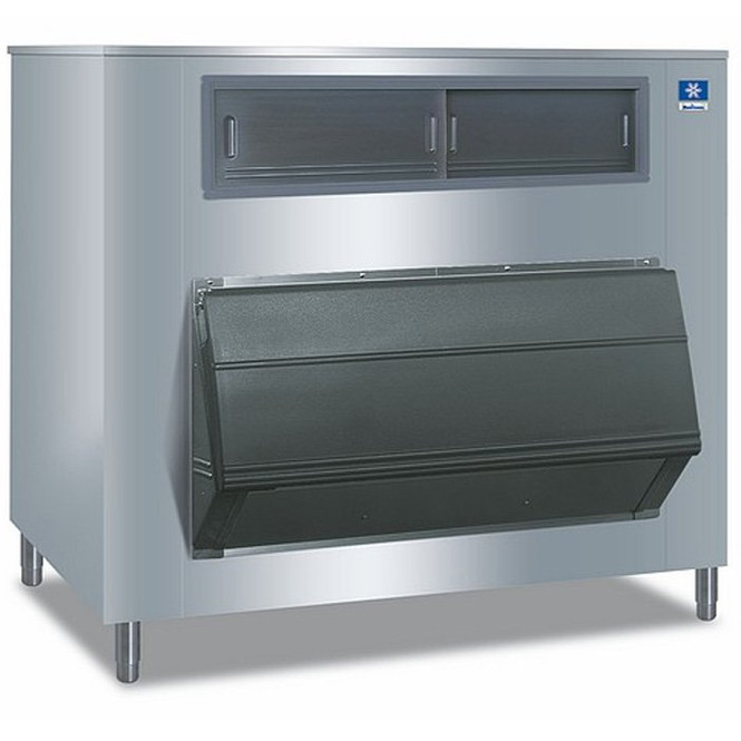 Manitowoc F-1650 - 1660 lbs Large Capacity Ice Storage Bin