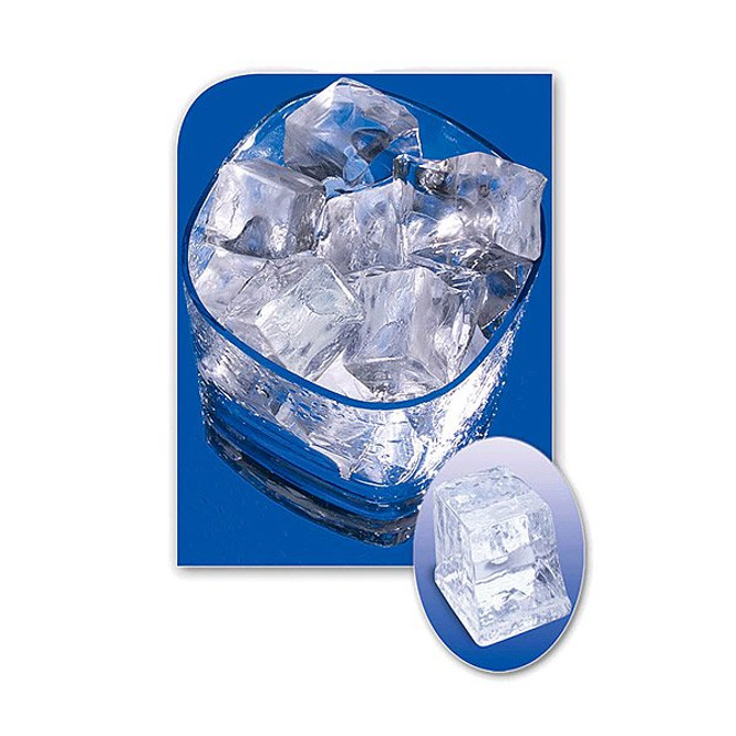 Manitowoc IRT-0500A-161 - 500 lbs Indigo Series Cube Ice Maker - Air Cooled