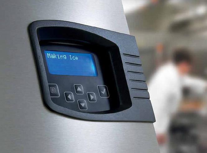 Manitowoc IRT-0500W-161 - 500 lbs Indigo Series Cube Ice Maker - Water Cooled