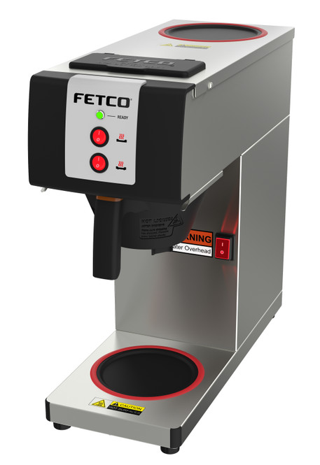Fetco CBS-2121PW Automatic Pourover Coffee Brewer