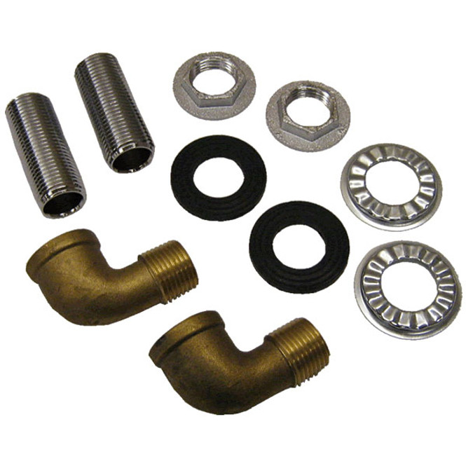 BK Resources' faucet mounting kit picture