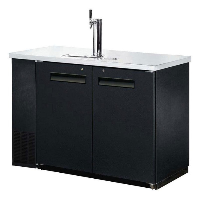 Westwind WDD2 Kegerator 2 Keg Direct Draw Beer Dispenser