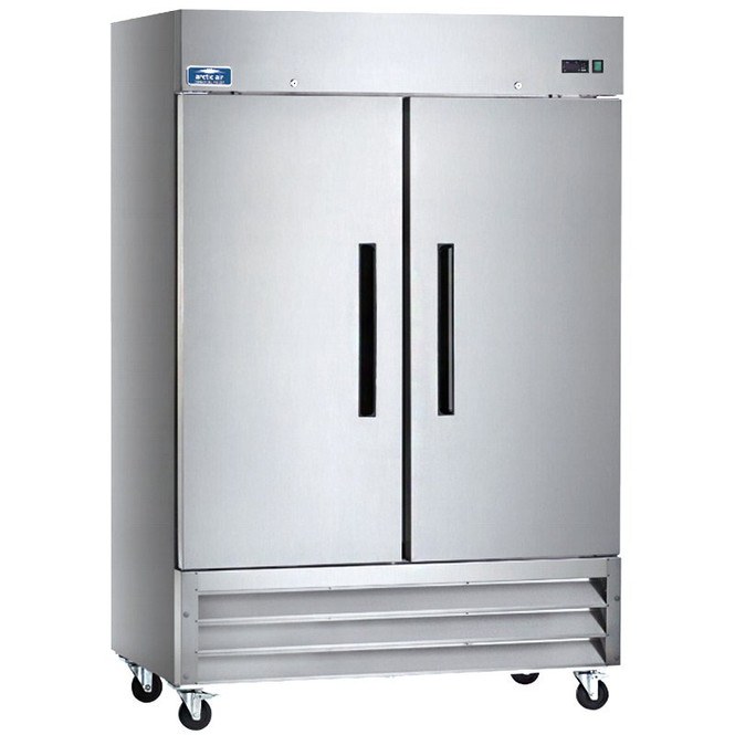Arctic Air AF49 2 Door Reach-In Freezer