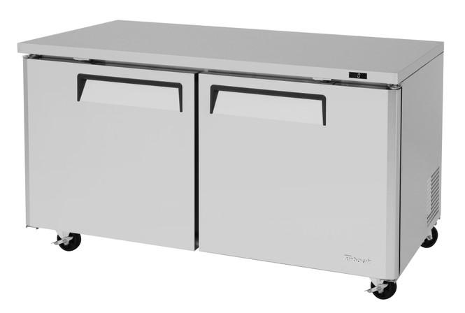Turbo Air MUF-60-N M3 Series 60.25 in. Undercounter Freezer