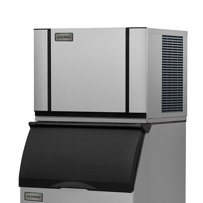 Ice-O-Matic Elevation Series CIM0636FA 580 lbs./day Modular Cube Ice Maker - Air Cooled with bin