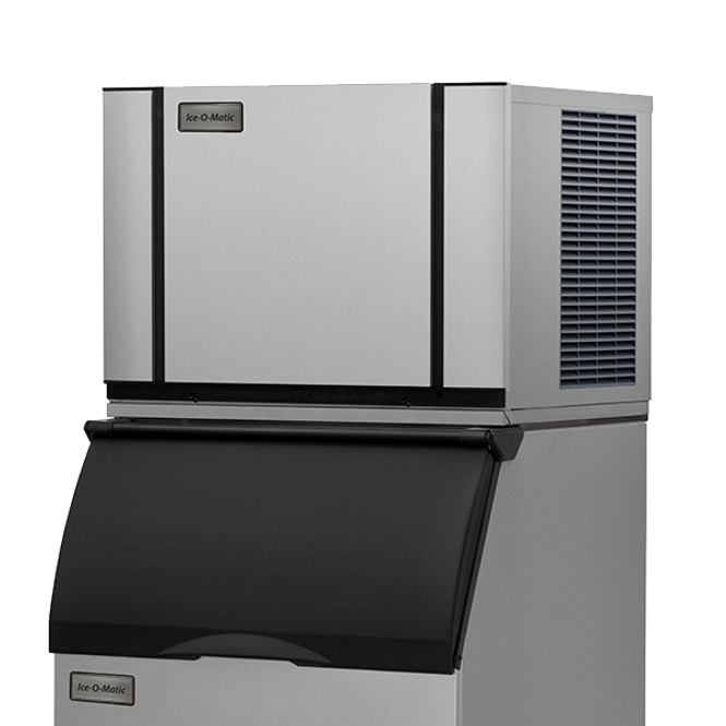 Ice-O-Matic Elevation Series CIM0530FR 510 lbs./day Modular Cube Ice Maker - Remote Cooled with bin