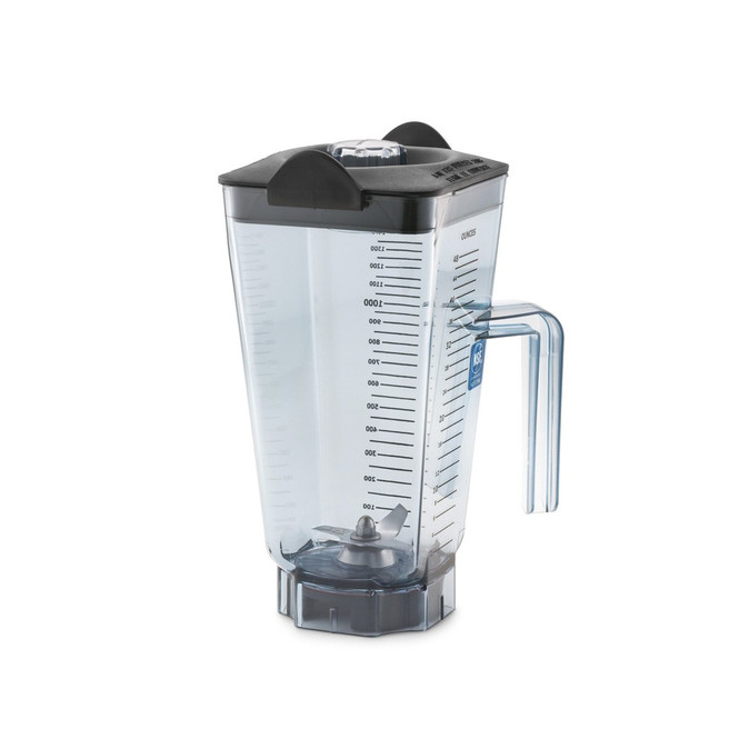 Image of the Vitamix 15504 48oz Stackable Container w/Wet Blade Assembly and Lid