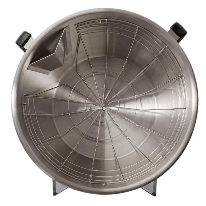 Fetco B00828004 21 in. x 7 in. Stainless Steel Brew Basket