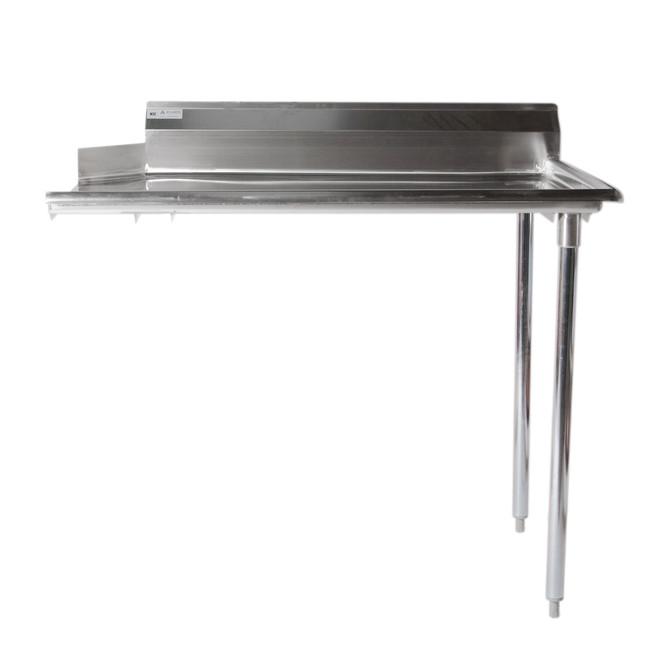 "Atlantic Metalworks - CDT-3048-* - Clean Dish Table, 48"""