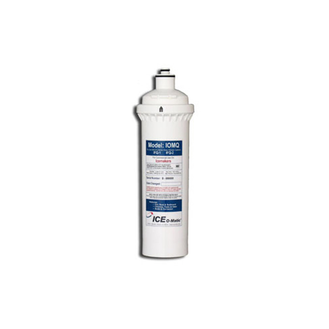 Picture of Ice-O-Matic IOMQ Water Filter Replacement Cartridge