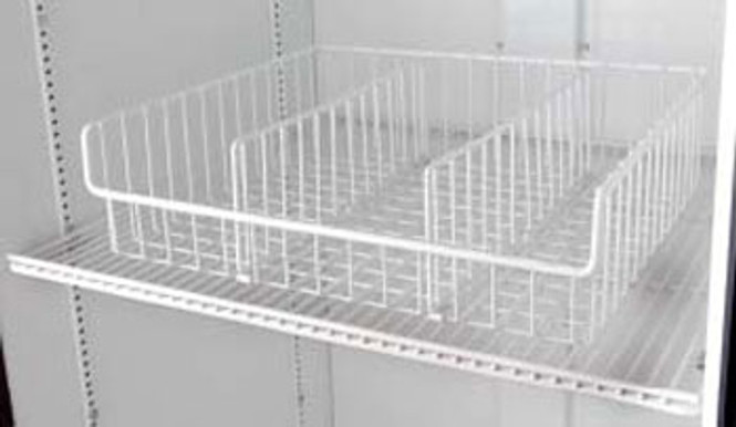 Image of the True 832055 novelty basket assembly