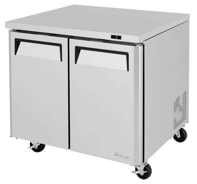 Turbo Air MUF-36-N M3 Series 36.25 in. Undercounter Freezer