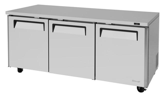 "Turbo Air MUR-72-N M3 Series 72.63"" Undercounter Refrigerator"