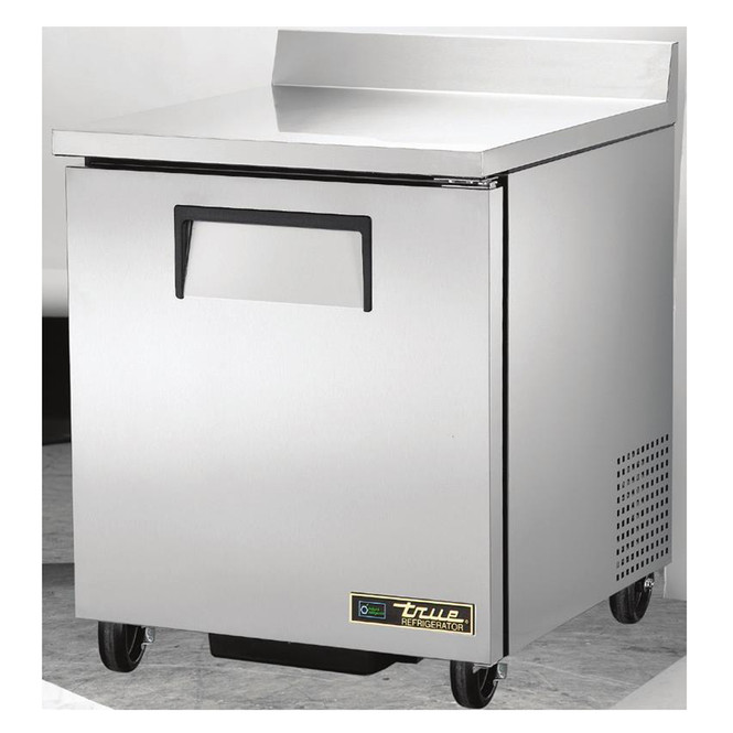 True TWT-27-HC Solid Door Refrigerator with Hydrocarbon Refrigerant