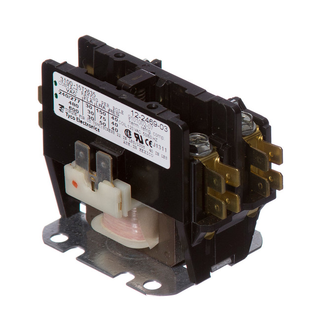 View of the label of the Ice-O-Matic 9101002-07 Replacement Contactor