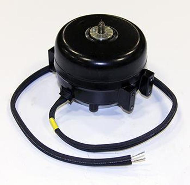 Side display of the True 800417 (Morrill SPB203MA1) evaporator fan motor