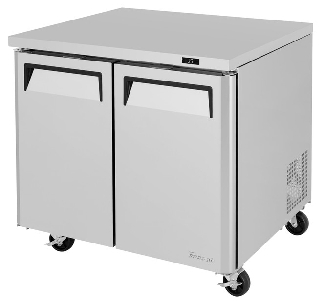 Turbo air MUR-36-N6 M3 Series 36.25 in. Undercounter Refrigerator