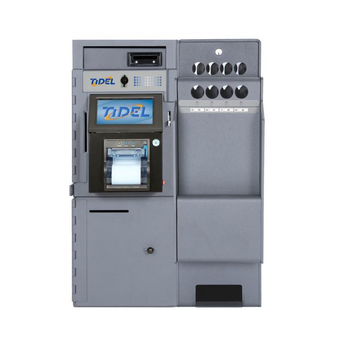 Tidel TACCVI - Timed Access Cash Controller Safe w/ Printer (Storage Vault)