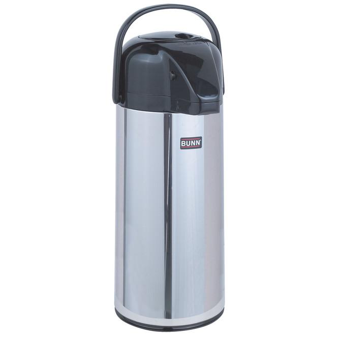 Bunn 2.5 Liter Push Button Airpot Coffee Pot 13041.0001