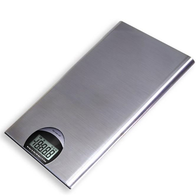Escali T115S - Tabla Multifunctional/Liquid Scale, 11 lb capacity