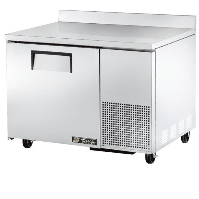 """TWT-44F True 44"""" 1 Door Deep Worktop Freezer"""