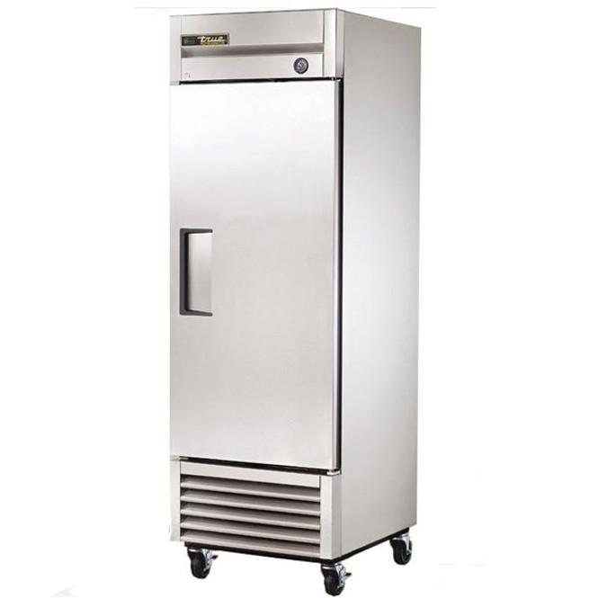 True T-23-HC 23 Cu. Ft. Solid Door Refrigerator with Hydrocarbon Refrigerant