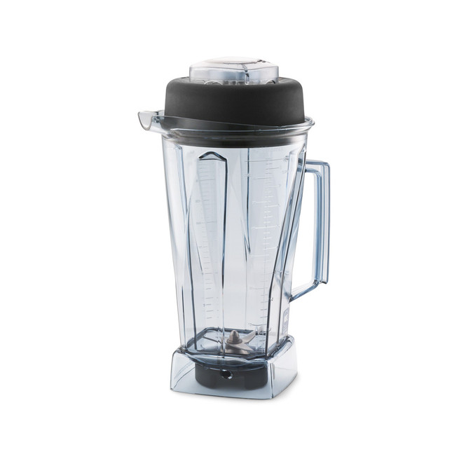 Image of the Vitamix 1195 64oz Container w/Wet Blade Assembly and Lid