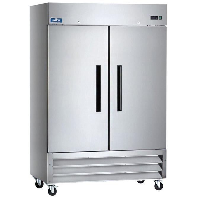 Arctic Air AR49 2 Door Reach-In Refrigerator