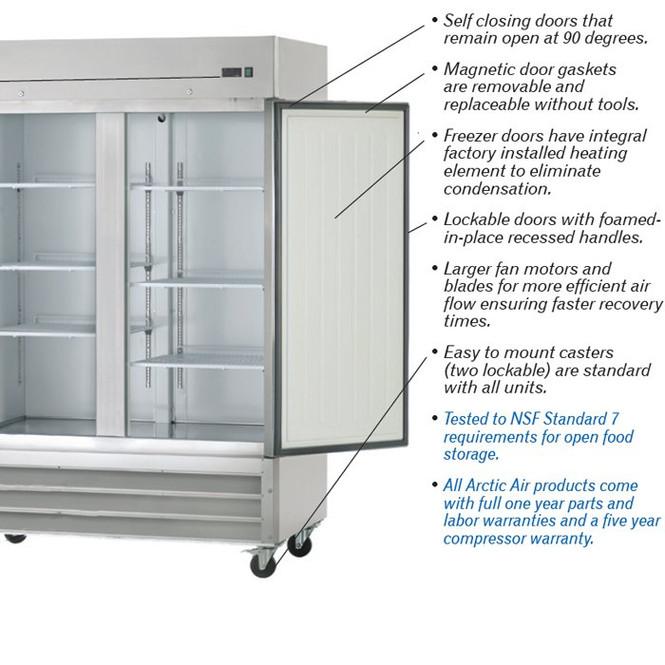 Arctic Air Refrigerators