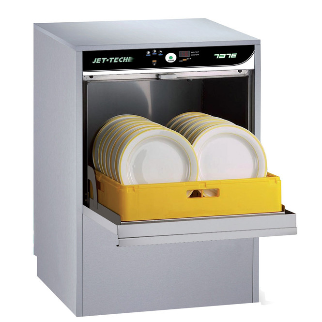 Jet Tech 737E High-Temp Undercounter Dishwasher