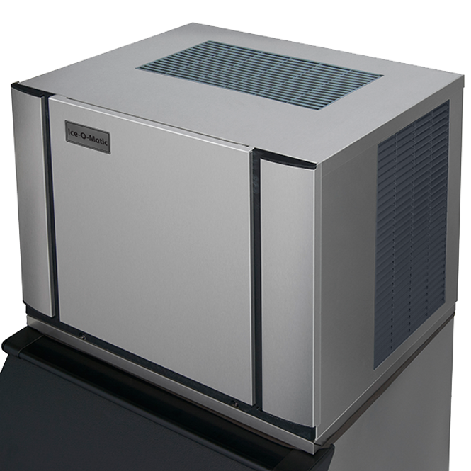 Ice-O-Matic Elevation Series CIM0330FW 300 lbs./day Modular Cube Ice Maker - Water Cooled