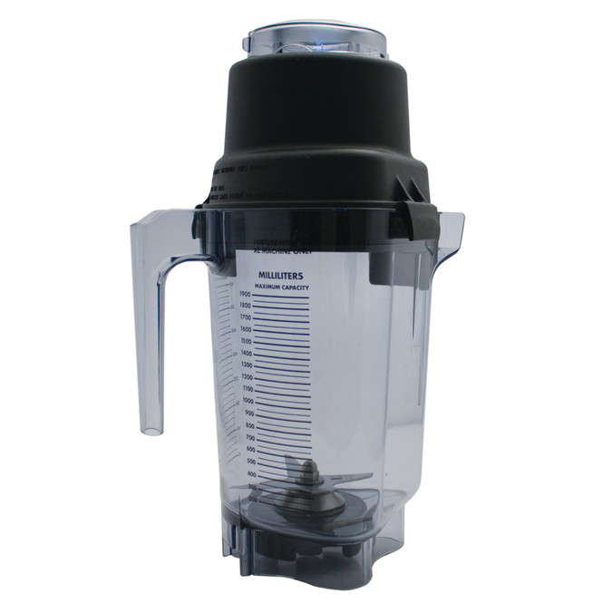 Vitamix 15894 64 oz. Container for XL 5201 Capacity Blending System side