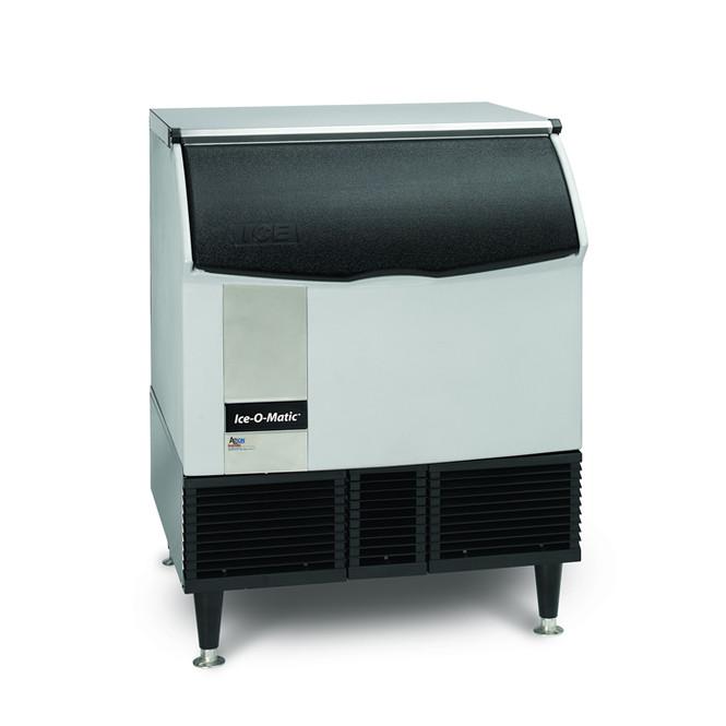 356 lbs/day Cube Ice Maker w/ Storage Bin - Ice-O-Matic ICEU300FW