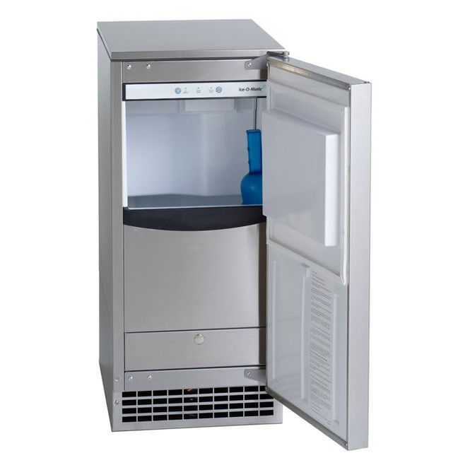 Ice-O-Matic GEMU090 85 lbs/day Undercounter Pearl Ice Machine