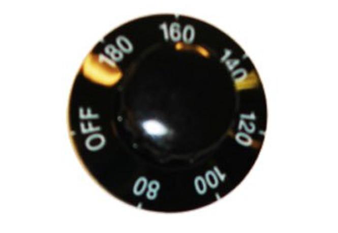 Image of the True 810390 temperature control knob