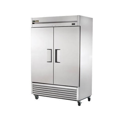 Image of True T-49-HC Solid 2 Door Hydrocarbon Commercial Refrigerator
