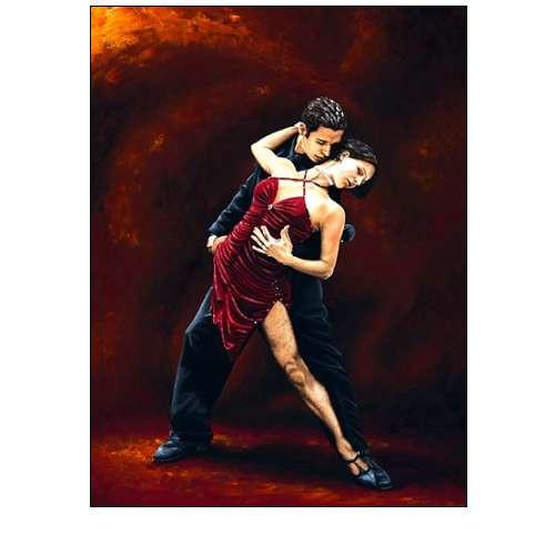 Tango nude Indian tango