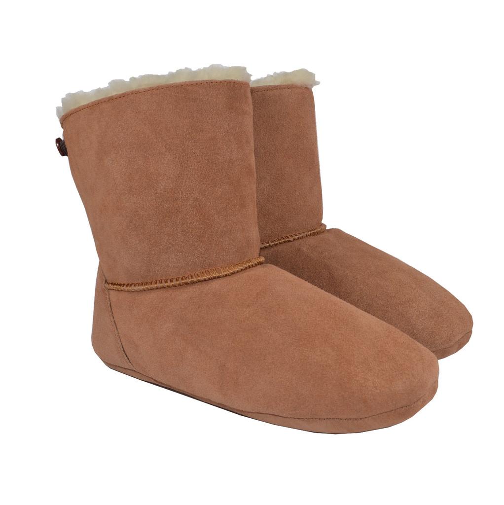 Sheepskin Slipper Boot