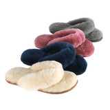 Sheepskin Flip-Flops