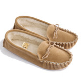 Men's Moccasins Slippers Soft Sole  MADE IN BRITAIN