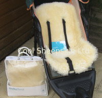 Sheepskin Stroller Fleece (one piece)