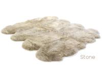 Stone  Extra Large Sheepskin Rg