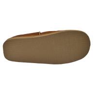 Anton Sheepskin Slipper boot With Hard Sole