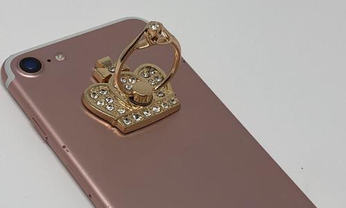 Crown Mobile Phone Holder